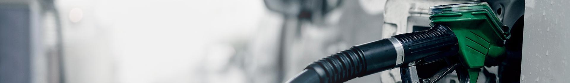 pistolet dystrybutora paliwowego